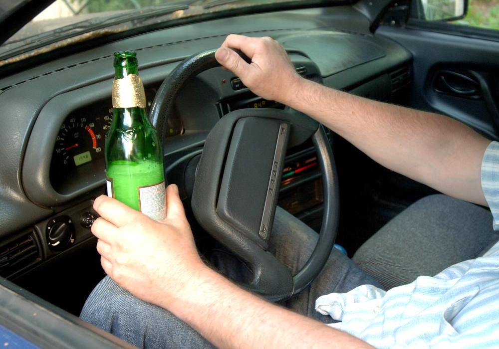 Вождение в состоянии алкогольного опьянения
