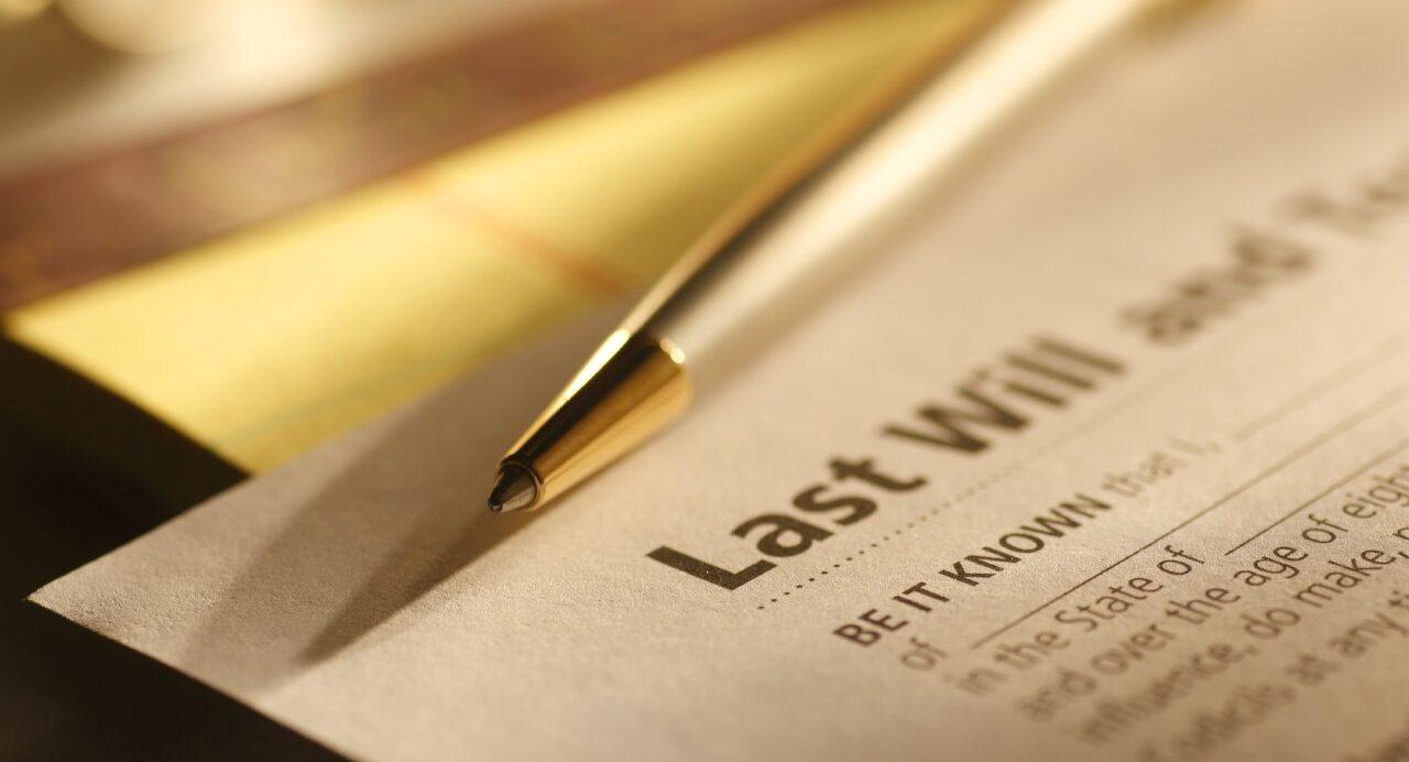 Признание завещания недействительным. Судебная практика.