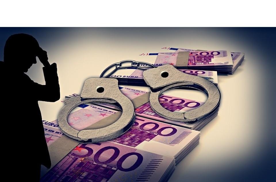 Наложение ареста на счет, предназначенный для выплаты заработной платы.