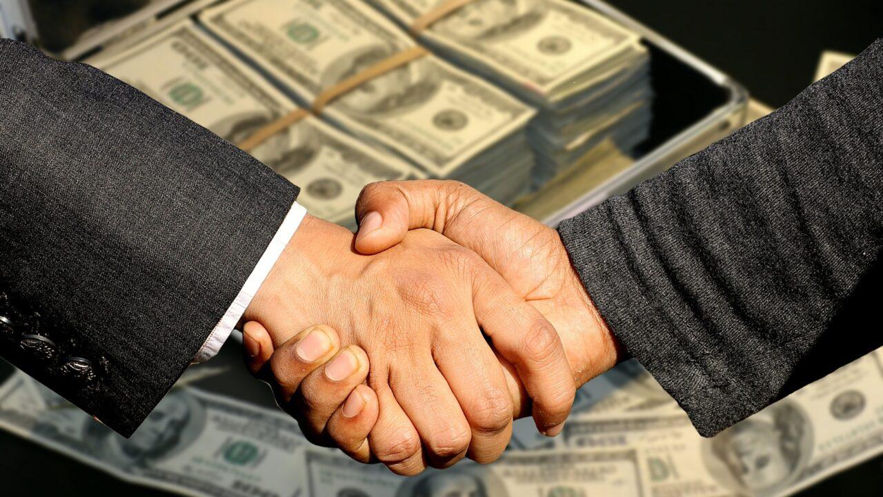 Вознаграждение за раскрытие коррупционера.